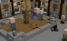 The Execution Minecraft Map & Project