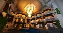 Greenfield Cruise Ship Minecraft Map & Project