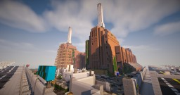 Greenfield Coal Power Station (Abandoned) Minecraft