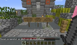 Tower house Timpanse Minecraft Map & Project