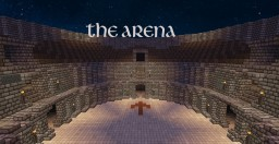 The Arena (Mini-Game) [For 1.9] Minecraft Map & Project