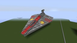 Acclamator I-Class Assault Ship Minecraft