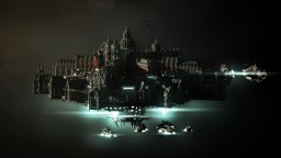 [Gazamo vs Solari] Serenity Imperium, the Floating Fortress. Minecraft