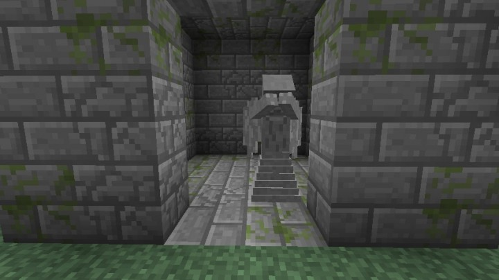 New Weeping Angels Minecraft Mod