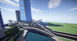 Modern Bridge Concept Minecraft