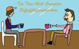 *POP REEL*Tea time with Grampton Beffufftlefumptinshire #1 Interview with Orangepie46 Minecraft Blog
