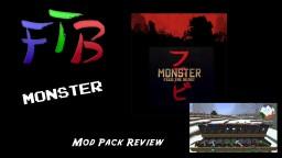 "FTB Back - ""FTB Monster"" Review Minecraft Blog Post"