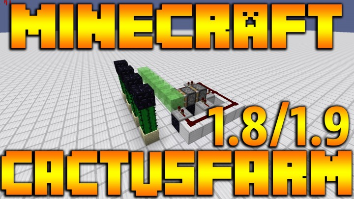 how to make an automatic catus farm