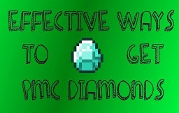 How to get Diamonds in PMC Minecraft Blog