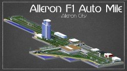 Alleron F1 Auto Mile Minecraft Project