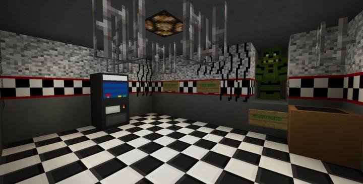 Extras Room