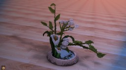Ikebana composition 1 & 2 Minecraft Project