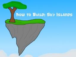How to Build: Sky Islands Minecraft Blog