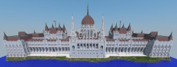 [REAL] Hungarian Parliament Building Minecraft Project