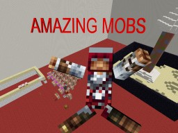 Amazing Mobs Attack Minecraft Map & Project