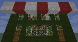 Central Perk - Christmas ADVENTure. Minecraft Project