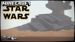 Star Wars: The Force Awakens Minecraft Project