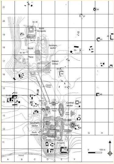 Map of Nakum