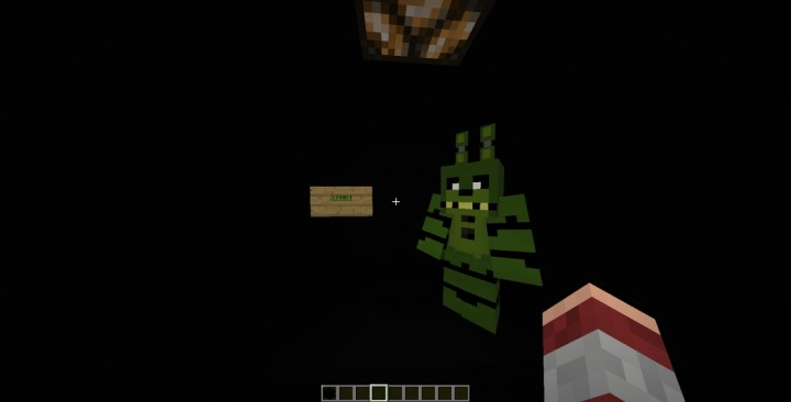 Top Five Five Nights At Freddy's 3 Minecraft Map Download