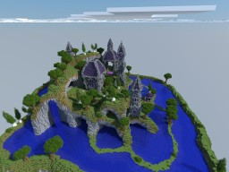 Purple Dreamworld Minecraft Project