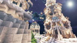 Lobby : Royaume Des Dieux Minecraft Map & Project
