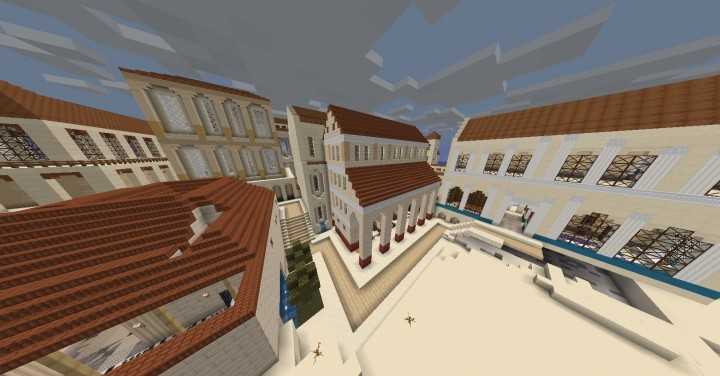 Residential Area  not finished