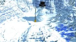 The Snowman Valley Minecraft