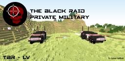 The Black Raid - Light Vehicle Minecraft Map & Project