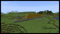 The Blackhouse Minecraft Map & Project