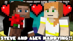 If Steve and Alex were Married Minecraft Blog Post