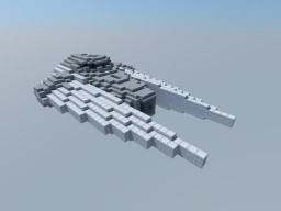 VT-49 Decimator - Star Wars Minecraft Map & Project