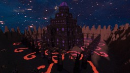 Nether Themed Spawn Minecraft Map & Project