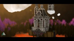 'A Baroque Way to Travel' by Yougo Minecraft Project