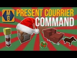 Present Delivery minigame Minecraft Map & Project