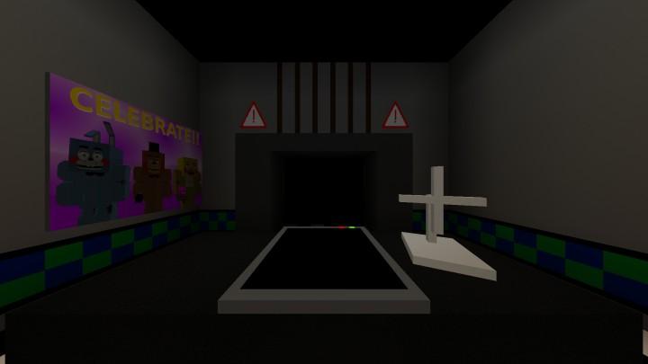 Five Nights at Freddy's 2 - Vanilla Horror Map - Full