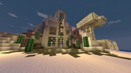 Multi-base Survival Map (On-going project/latest snapshot) Minecraft Map & Project