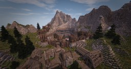 Nordic Quarry / Mining Village [World of Targur] Minecraft