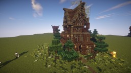 medieval house 3 Minecraft Map & Project