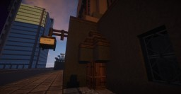 PotterMC London/Diagon Alley (Temp One) Minecraft Project