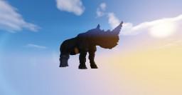Rhinocéros Minecraft Map & Project