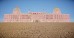 Eureka's Department Of Defense Building Minecraft Map & Project