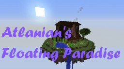 Atlanian's Floating Paradise Minecraft Map & Project