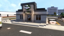 Starbucks | Operation Realism Minecraft Map & Project
