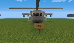 "UH-60 ""Black Hawk"" Minecraft Map & Project"