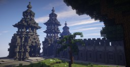 ♥ Angkor Wat Inspired Temple ♥ Minecraft Project