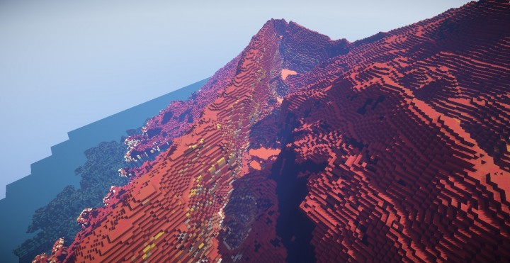 Lava Lakes biome