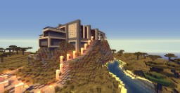Modern House by Lutai San Minecraft Map & Project