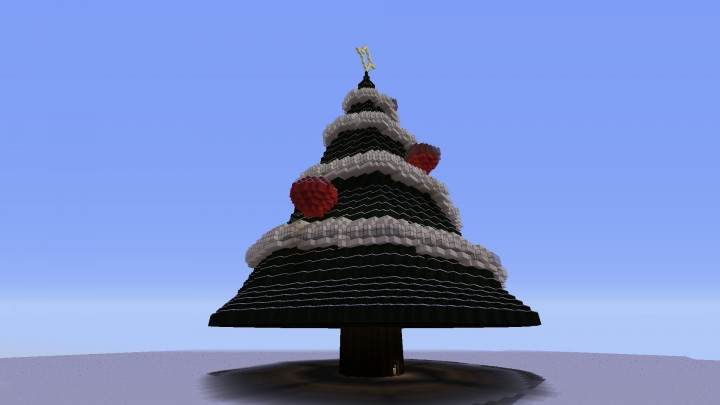 Christmas Tree Special Christmas Project Minecraft Project