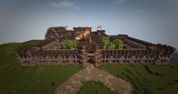 medieval city (привет всем) #WeAreConquest Minecraft