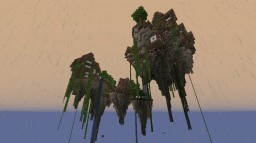 Artomix - The Floating Haven - Fantasy Floating Islands Minecraft
